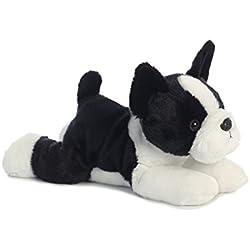 """Aurora World Flopsie Boston Terrier, 12"""", NA"""