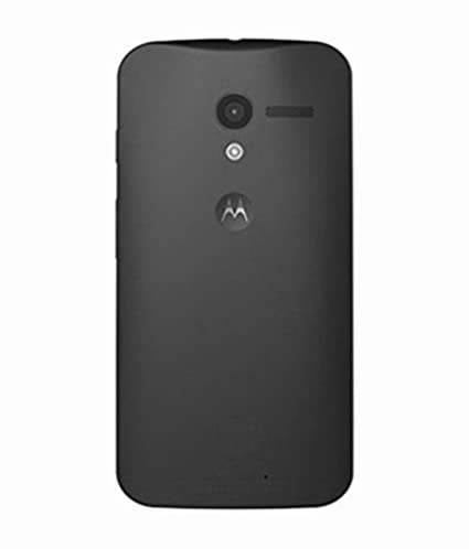 official photos 0bf92 99930 Red Qube Back Cover for Motorola Moto X 1st Generation (Black)