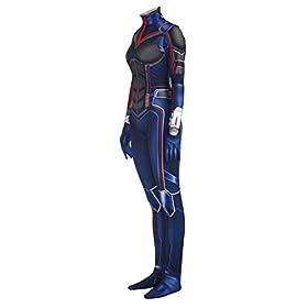 - 31RZDV7v2vL - Riekinc Spandex Bodysuit Womens Zentai Suits Cosplay Costume Audlt/Kids