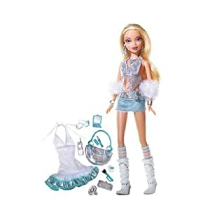 Amazon.com: Barbie My Scene My Bling Bling Barbie Doll