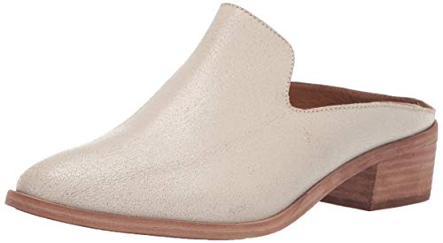 FRYE Women's RAY Mule, Off Off White 7 M US