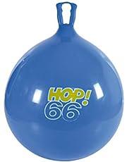 Gymnic 80.66 - springbal Hop 66, blauw