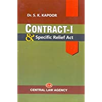 Contract - I and Specfic Relief Act