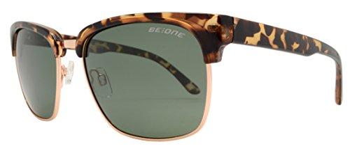 Midtown BEONE Polarized Sunglasses (Demi + - Sunglasses Midtown