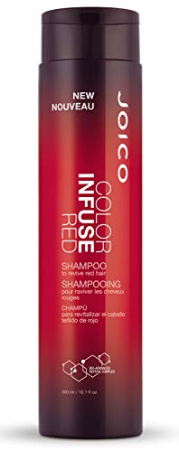 Joico Color Infuse Red Shampoo, 10.1 Fluid