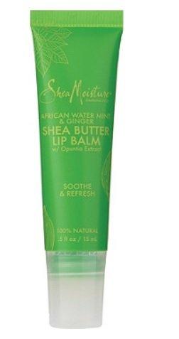 SheaMoisture African Water Mint & Ginger Shea Butter Lip Bal