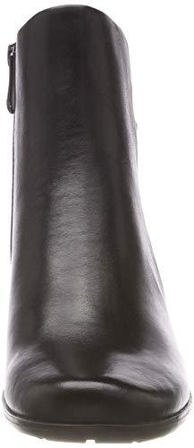 Antic 31 Marco 002 Tozzi Premio Noir Black Femme 25369 Botines wtt8H