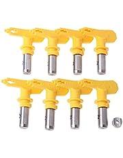 Svetsmunstycke 2/3/4/5/6 Serie Airless Spray Gun Tips Munstycke för Paint Sprayer Svetsning Lödförsörjning stark och robust