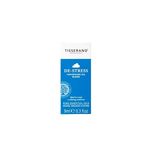 Tisserand De-Stress Vaporising Oil 9ml - (Pack of 2)