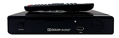 Digital 1080p TV Tuner for Over-The-Air Channels with Closed-Caption Support