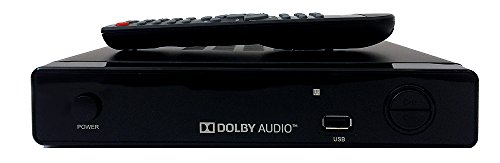 - Digital 1080p TV Tuner for Over-The-Air Channels with Closed-Caption Support