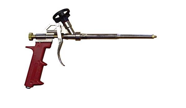 Krafft - Pistola para espuma poliuretano p-45 metal: Amazon.es: Bricolaje y herramientas