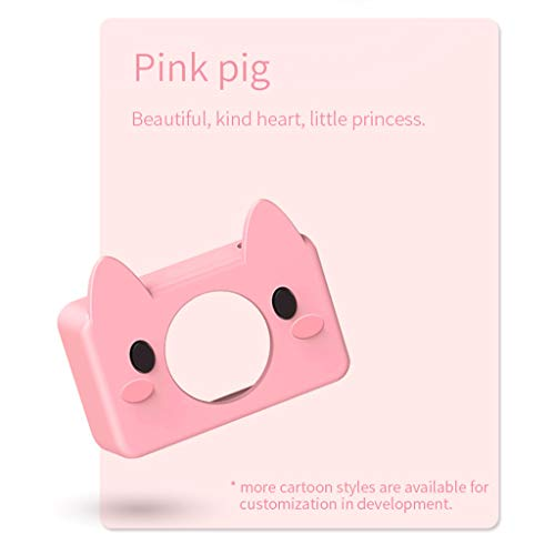 Giokfine 2019 Kids Toys Camera Compact Cameras for Children Gifts, 8MP HD Video Camera Gifts (Pink) by Giokfine (Image #1)