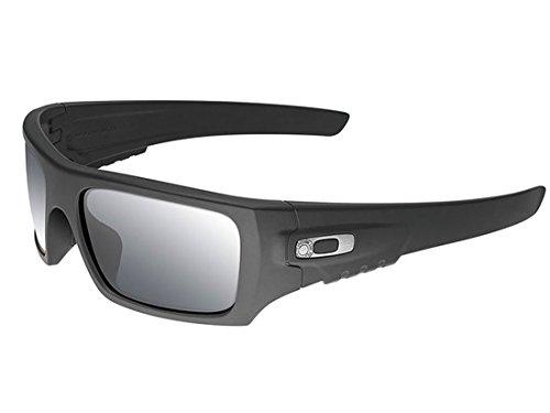 Oakley Si Ballistic Det Cord Glasses With Cerakote Graphite by Oakley