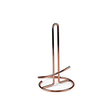 Spectrum Diversified 41679 Euro Supreme Paper Towel Holder, Copper