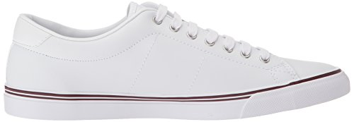 low price cheap online Fred Perry Men's Underspin Leather Fashion Sneaker White/White shop offer free shipping Inexpensive OVD8f4W72