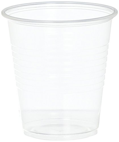 Zeml Disposable Clear Plastic Cups (3 oz. - 100 count)