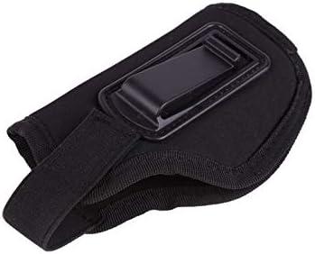 XFC-Holsters Farbe : Black Color Jagdzubeh/ör Pistole Schwarz Styropor mit Metallklammern Nizza Versteckt Tactical Taille Mantel Durable for die rechte Hand