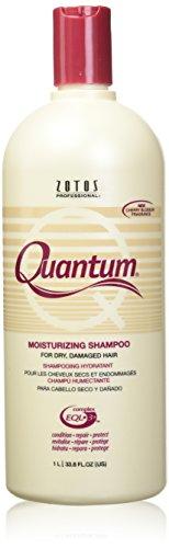 Quantum 1 Moisturizing Shampoo for Dry and Damaged Hair