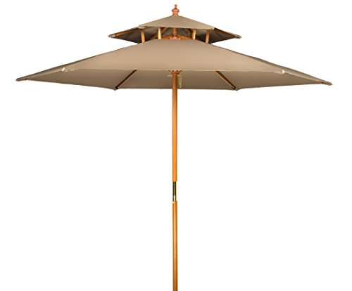 Pagoda Style Umbrella Trademark Innovations