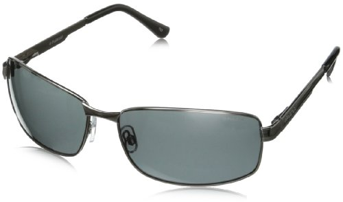 Polaroid P4416S Polarized Rectangular Sunglasses
