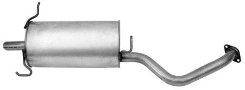 Walker 54744 Quiet-Flow Stainless Steel Muffler Assembly