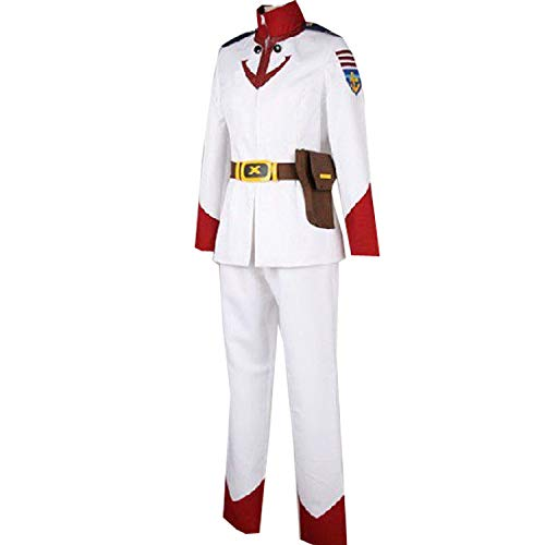AGLAYOUPIN Adult Uniform for Kodai Susumu Cosplay Costume Halloween