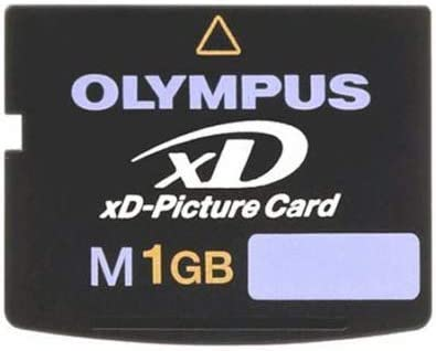 Olympus M 1 GB xD-Picture Card Flash Memory Card 202169