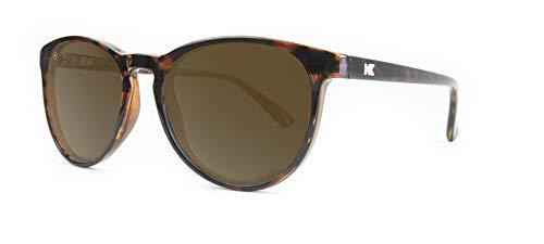 Knockaround Mai Tais Polarized Sunglasses With Tortoise Shell Frames/Brown ()