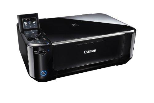 Canon PIXMA MG4150 - Impresora de Tinta (4800 x 1200 dpi, Legal (216 x 356 mm), 100 Hojas, A4, A5, Sobres, Papel Satinado, Papel fotográfico, Papel ...