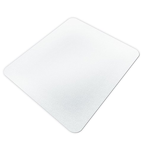 office hard floor chair mats marshal eco series chair mat for hard floors clear ebay. Black Bedroom Furniture Sets. Home Design Ideas