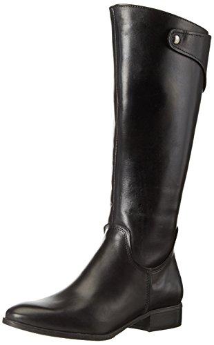 Tamaris 25545, Botas Altas Mujer Negro (Black 001)