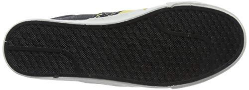 1 Baskets black New Look Femme Momo Jp Black wtxqF0gSq