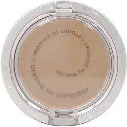 Prestige Touch Tone Cream to Powder Make-Up Compact Creme CM-04A Brown -