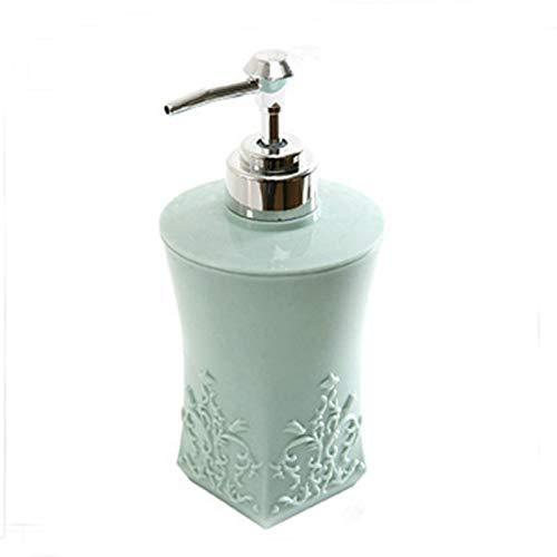Handzeep-dispenser 400 ml Drukkende gesneden plastic navulbare crème lotion dispenser flessen container voor cosmetische…