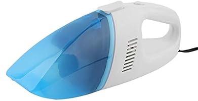 Jullyelegant Súper Mini Aspirador de Coche Aspirador De Po Portatil-Blue Aspirador De Polvo Aspirador De Polar Doble Uso 12 V Doble Uso: Amazon.es: Coche y moto