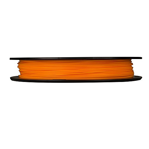 MakerBot PLA Filament, 1.75 mm Diameter, Large Spool, Neon Orange
