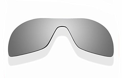 4765e291f2 Sunnyblue2 Titanium Polarized Replacement Lenses for Oakley Antix Sunglasses