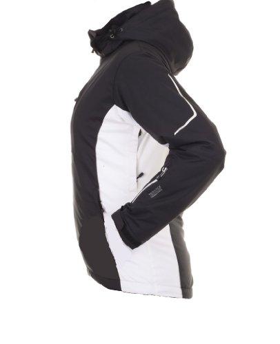 NordBlanc veste de sport pour femme neige zARA noir/blanc 38 à 48 46  - noir