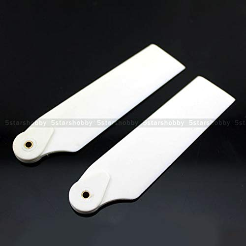 T-rex 600 Tail Rotor - Accessories Plastic Tail Rotor Blade for Trex 550 600 Helicopter