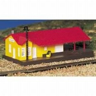 Bachmann Freight Station - N Scale