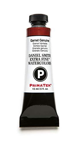 DANIEL SMITH Extra Fine Watercolor 15ml Paint Tube, Garnet Genuine ()