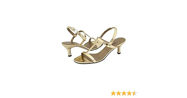 Vaneli Womens Frankie Leather Closed Toe Classic Pumps