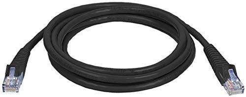 350Mhz Utp Cat5E Patch Cable 10 Foot Black