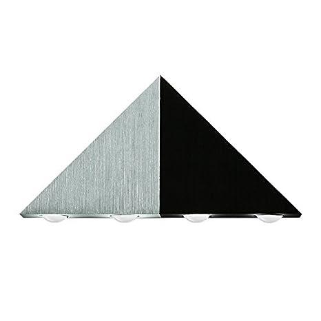 LED design moderno triangolo da parete lampada da parete lampada da ...