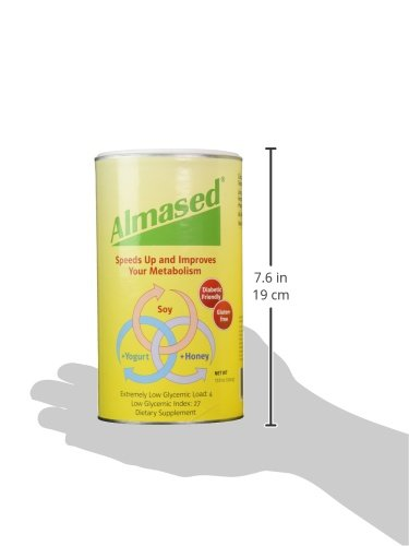 Almased - Multi Protein Powder - Supports Weight Loss, Optimal Health and Maximum Energy, 17.6 oz (2 Pack)