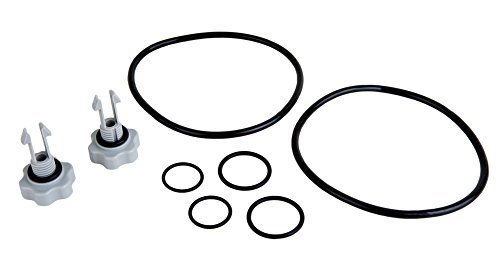2500 Unit (Intex 25074RP Replacement Pool Filter Pump Seals Parts Pack for 2,500 GPH Units and Below - 10460, 10264, 10725, 11330 and 10712)