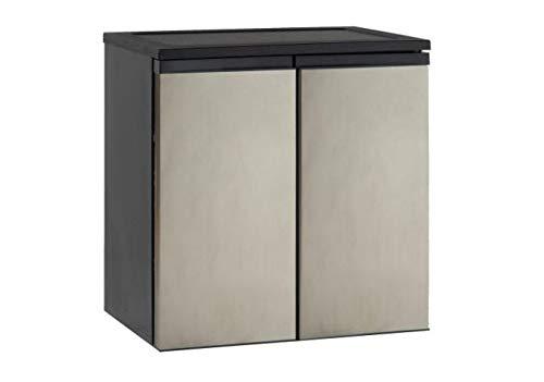 Avanti Model RMS550PS - SIDE-BY-SIDE Refrigerator/Freezer by Avanti