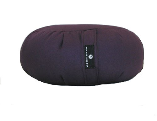 Hugger Mugger Zafu Meditation Cushion (Plum)