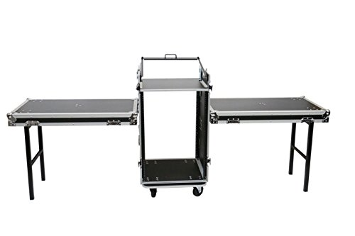 OSP 16 Space ATA Mixer/Amp Rack Case & Table Lids
